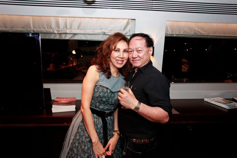 Sandra and Julian Chang: The One Thing First-Time Yacht Buyers Should Do