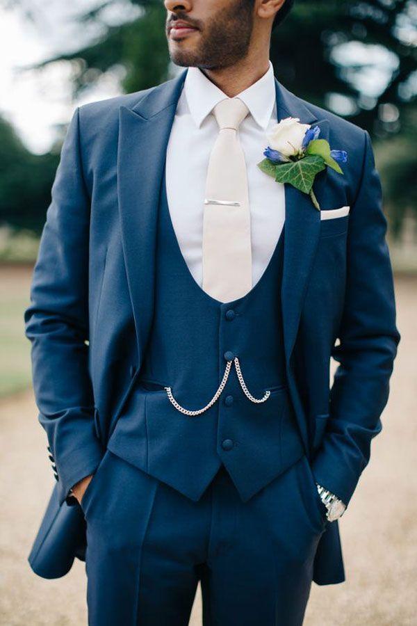 5 Wedding Suit Trends Certain To Impress