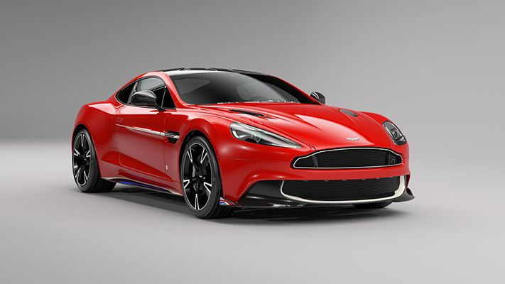 There Are Only 10 Units Of This Aston Martin Car