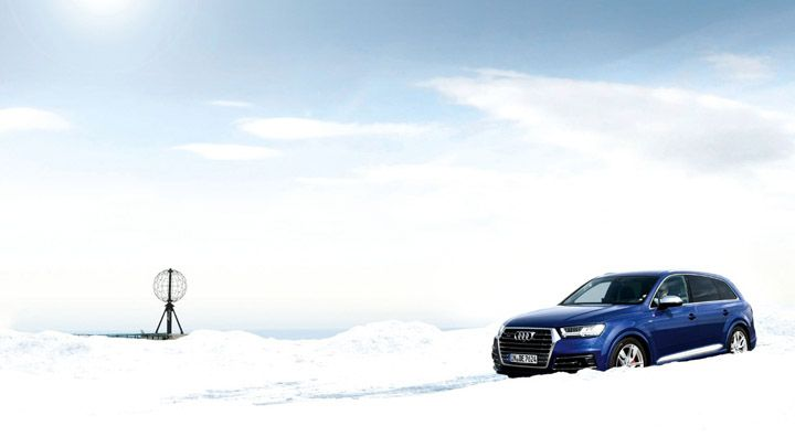 An Awesome Audi Adventure