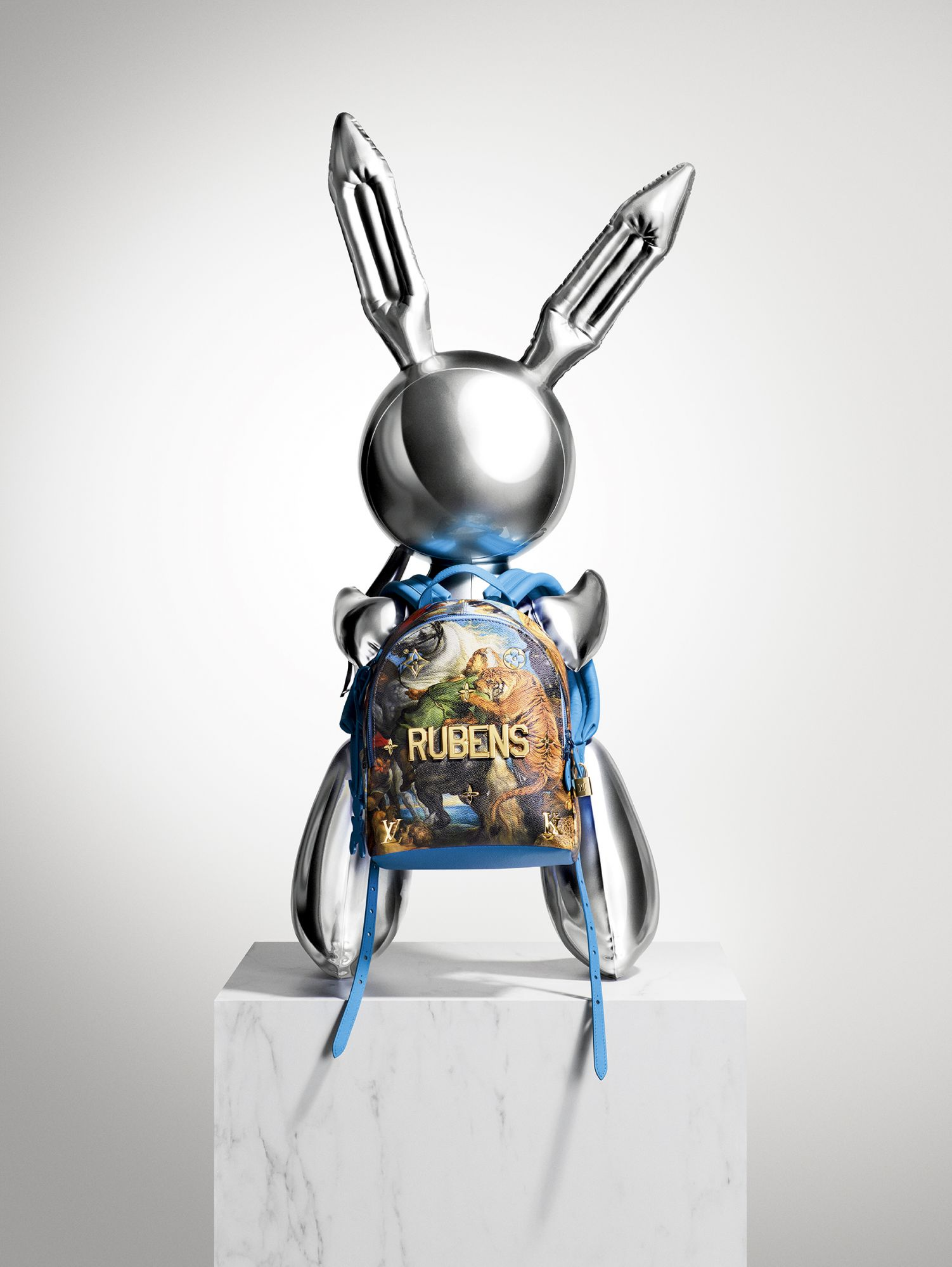 What The Louis Vuitton Collaboration With Jeff Koons Really Looks Like
