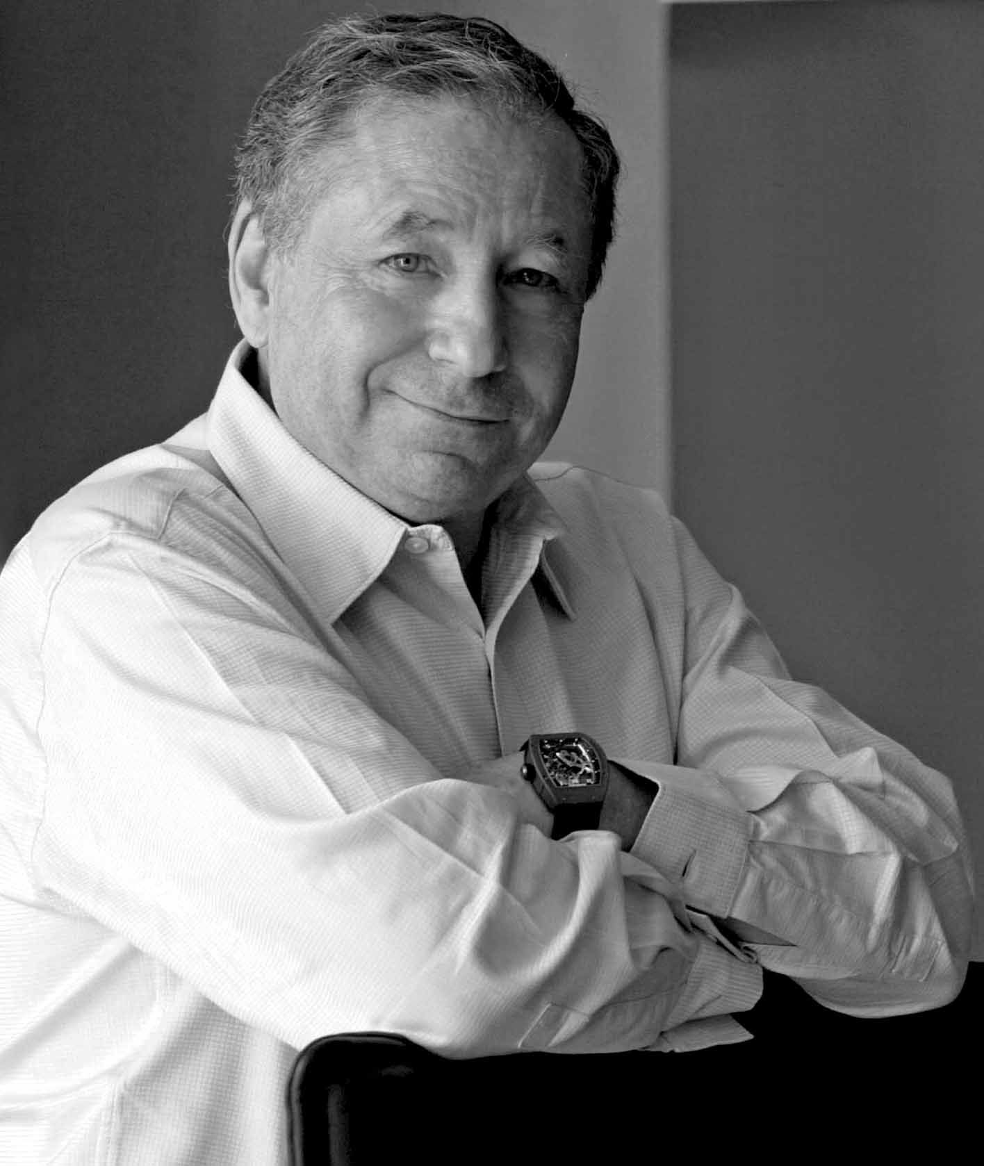 Partners In Time: An Unlikely Friendship Between Richard Mille and Jean Todt