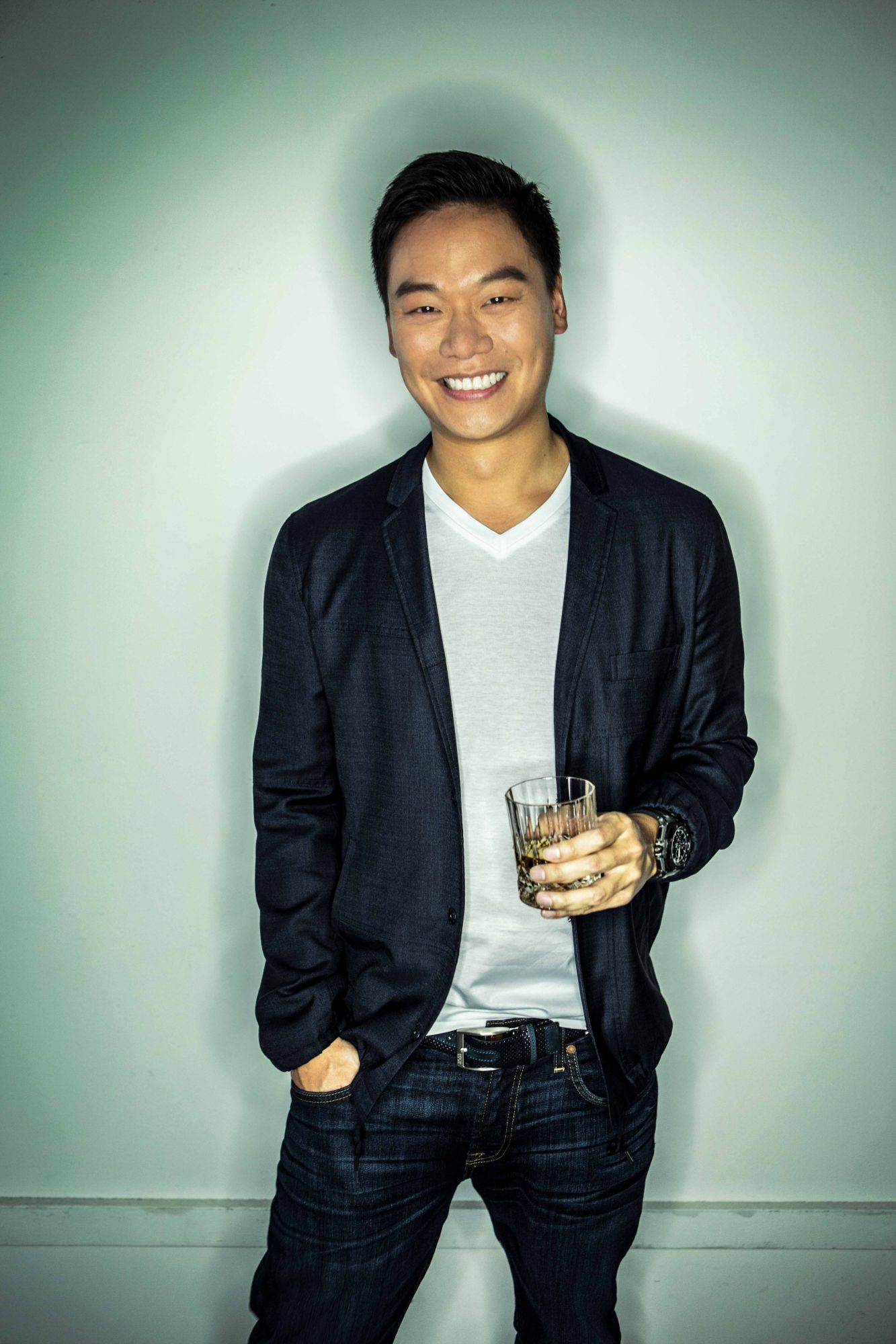 A Drink With... Andrew Li
