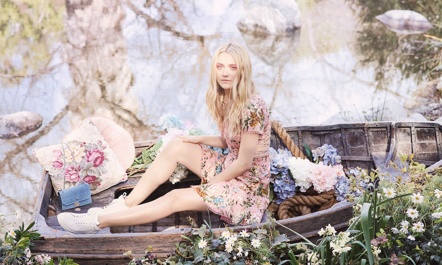 Dakota Fanning On Her Style, Career And Working With Jimmy Choo