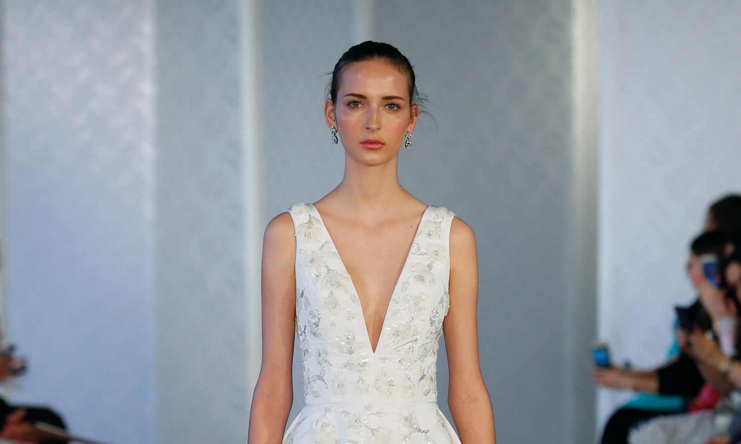5 Lovely Floral-Inspired Wedding Gowns
