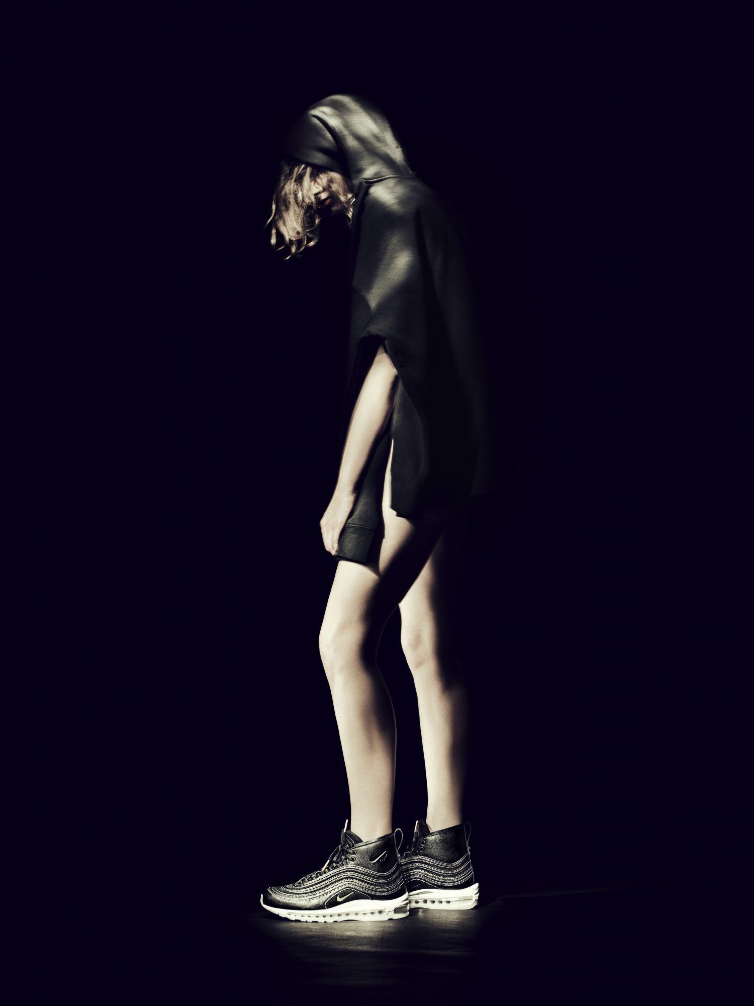 Riccardo Tisci x Nike: Sportswear Meets Couture