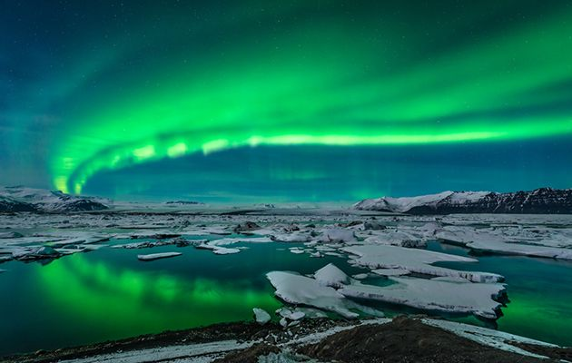 5 Stunning Icelandic Natural Sights To Put On Your Itinerary
