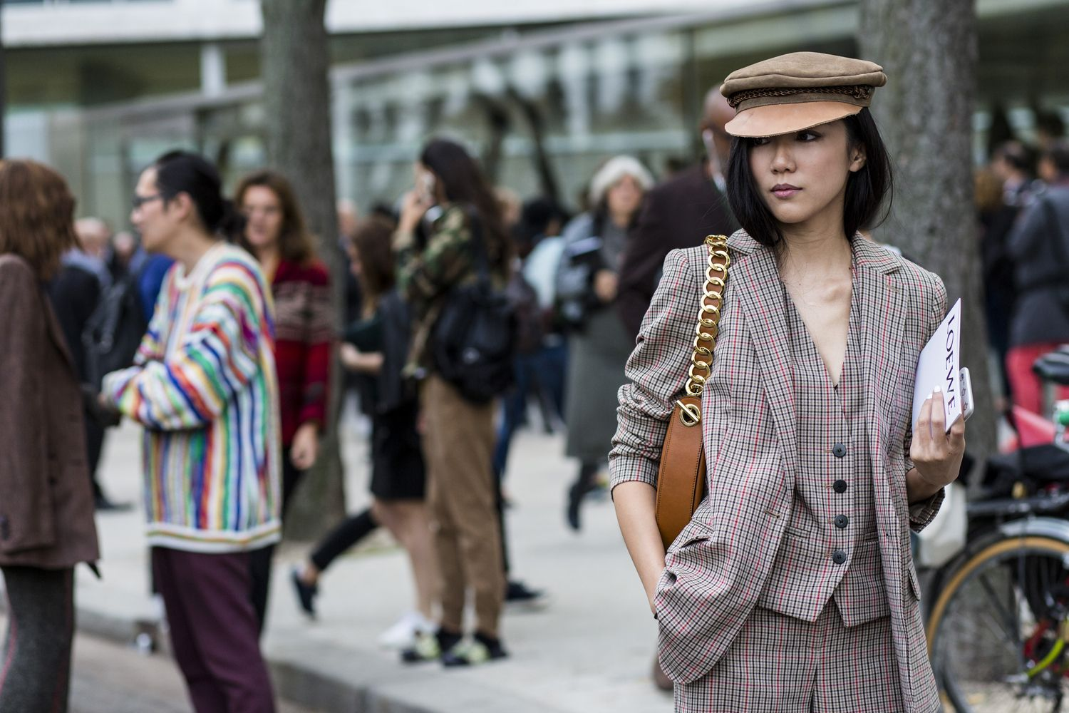 5 Minutes With... Street-Style Star, Yoyo Cao