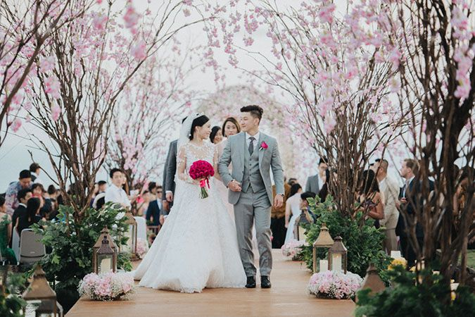 The Union Of Harumi & Herry: A Dreamy Weekend In Bali