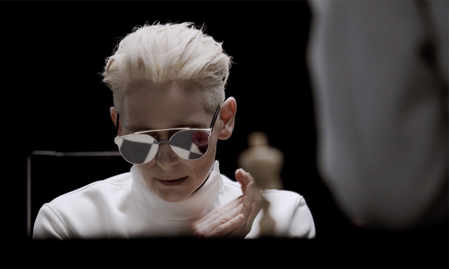 4d0aadc0d9 Collab Alert  Tilda Swinton x Gentle Monster