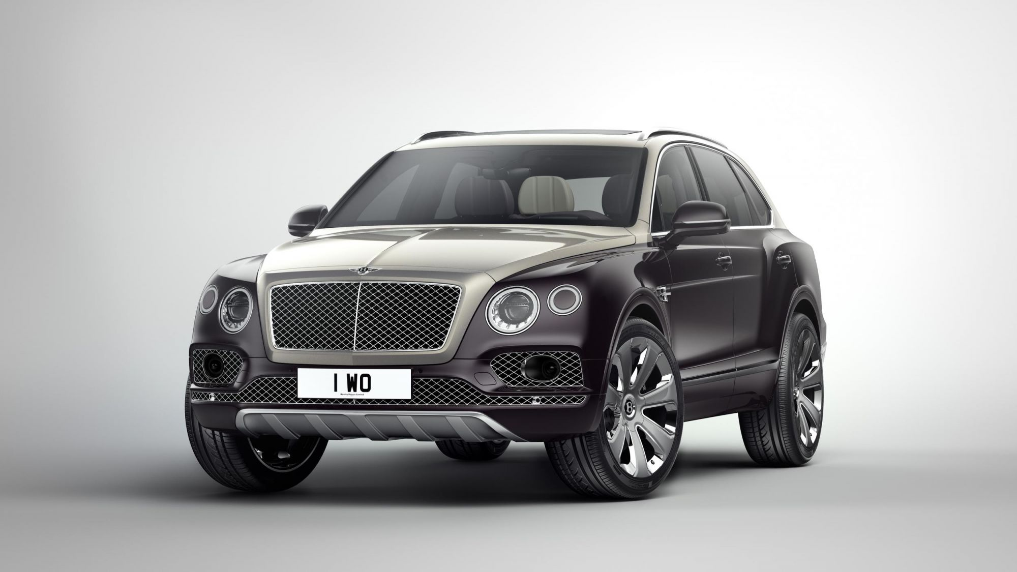 Meet The Luxury SUV With A Champagne Cooler And Crystal Flutes