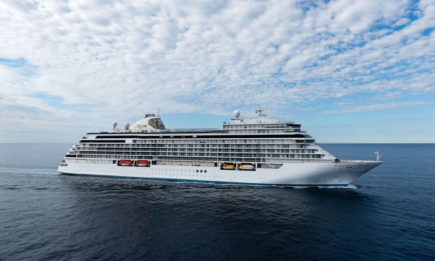 Set Sail On The World's Most Luxurious Cruise