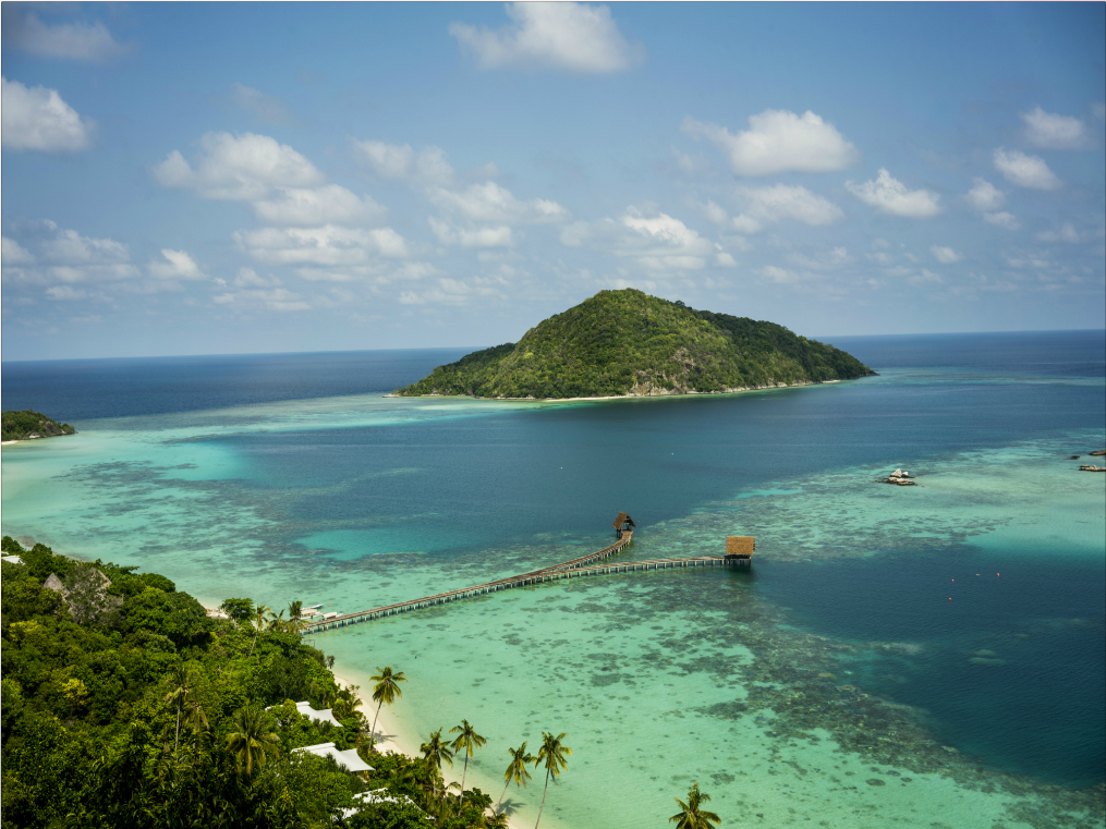 Add This Cluster Of Private Islands To Your Weekend Travel Calendar