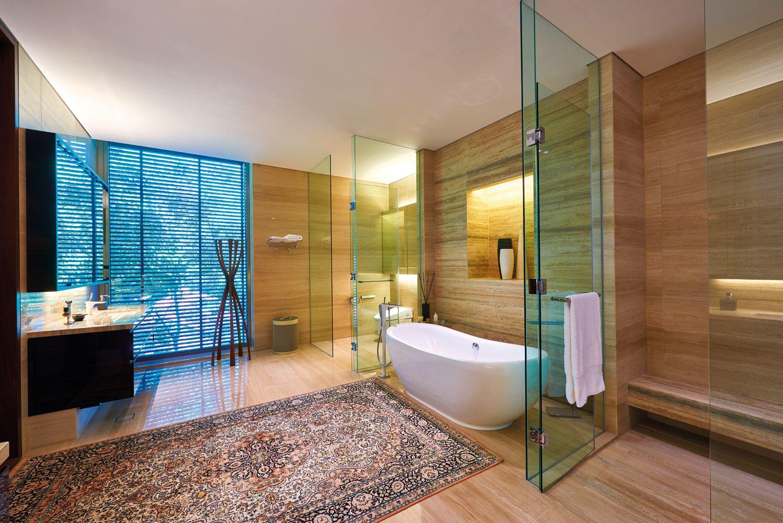Singapore Tatler How-To: Transform Your Bathroom Into A Spa