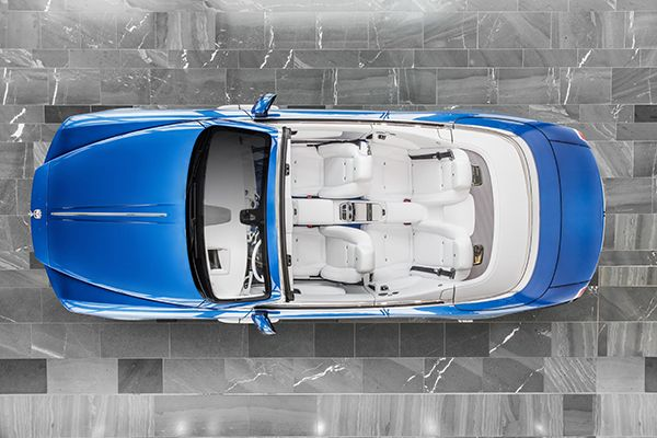 Beat The Monday Blues With A Bespoke Rolls-Royce