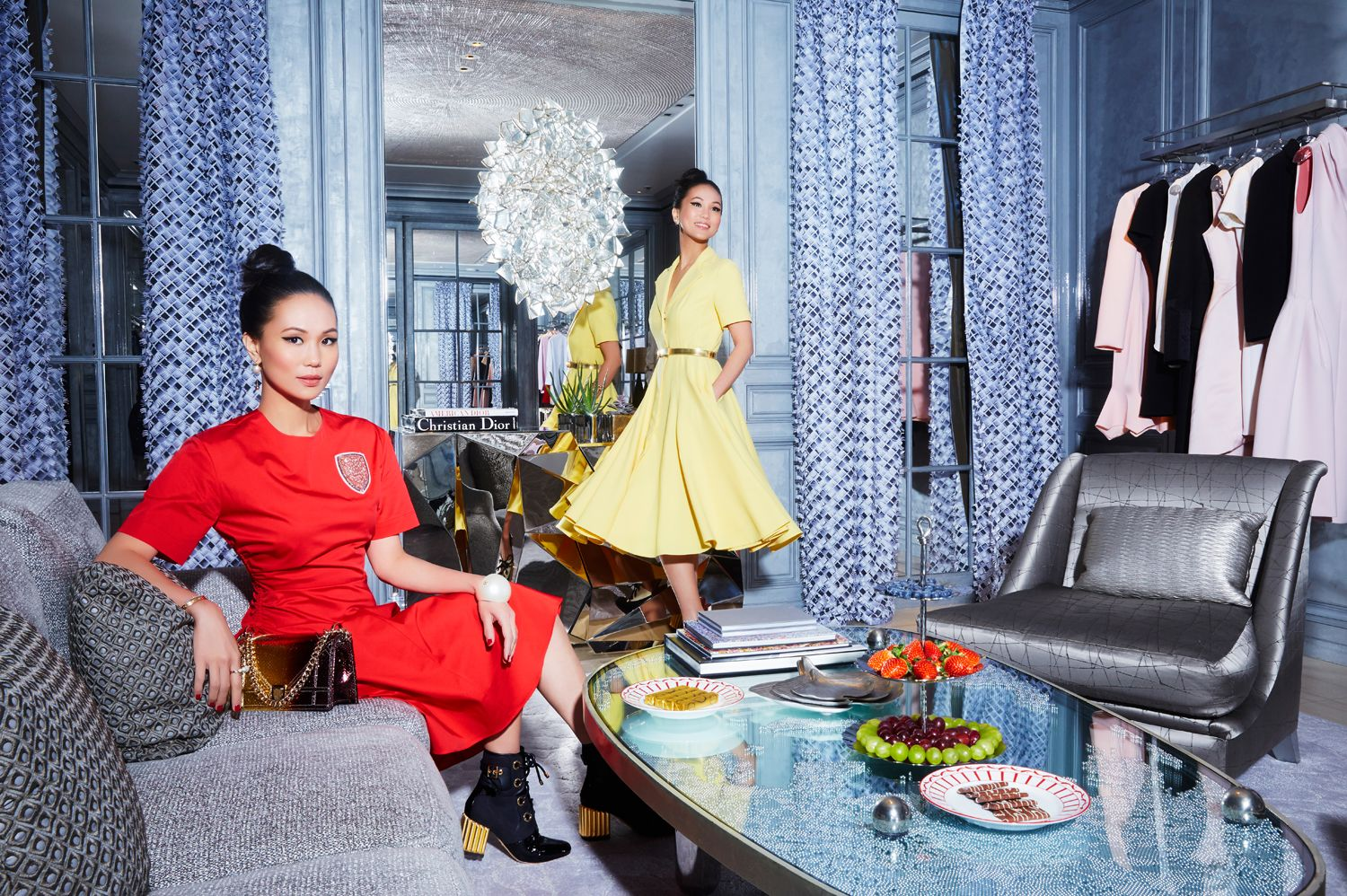 Style Icon Lynn Yeow-De Vito Like You've Never Seen Her Before