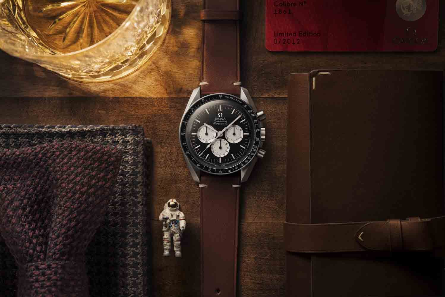 Omega's First Venture Into E-Commerce: A Limited Edition Speedmaster Every Tuesday