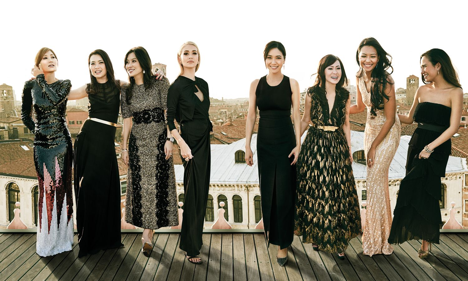 Meet Asia's Most Stylish Ladies of 2016