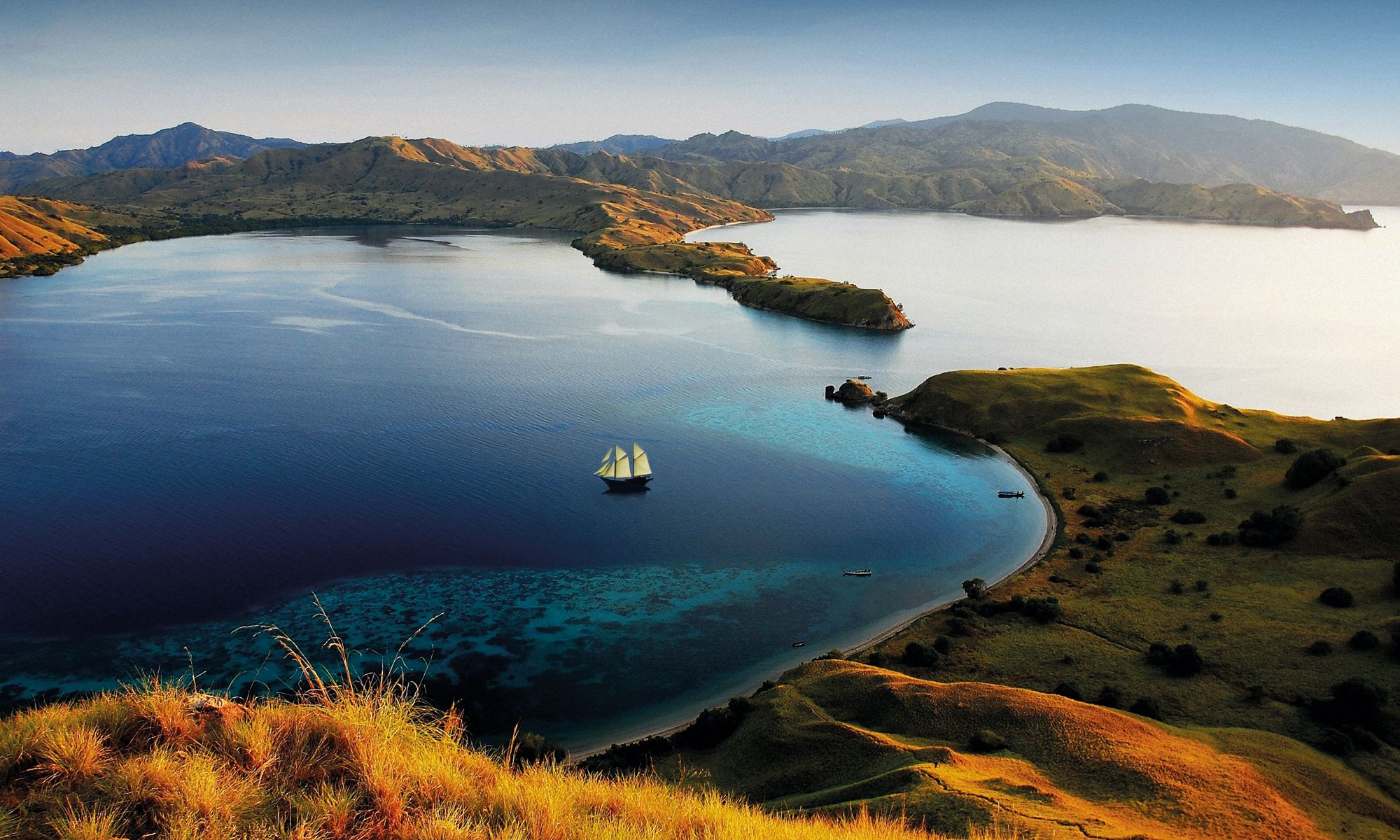 Here Be Dragons: Sailing In The Komodo Islands