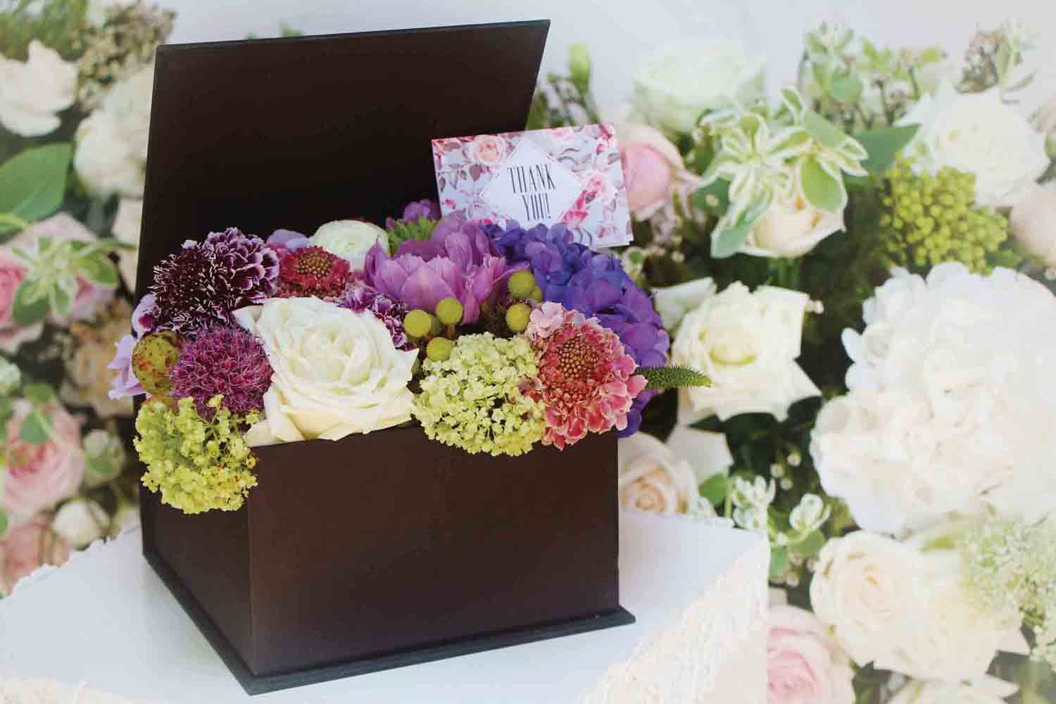 Two Green Thumbs Up For These Eco-Conscious Wedding Favours