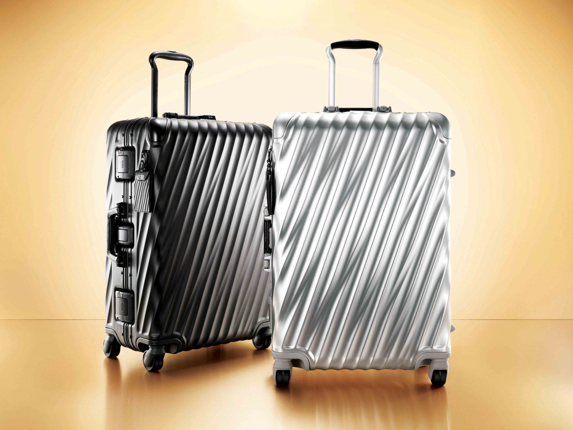 Come See Tumi's Debut Aluminium Luggage Collection