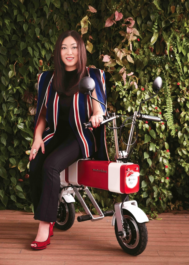 Larissa Tan On The Exciting Changes In Electrical Vehicles