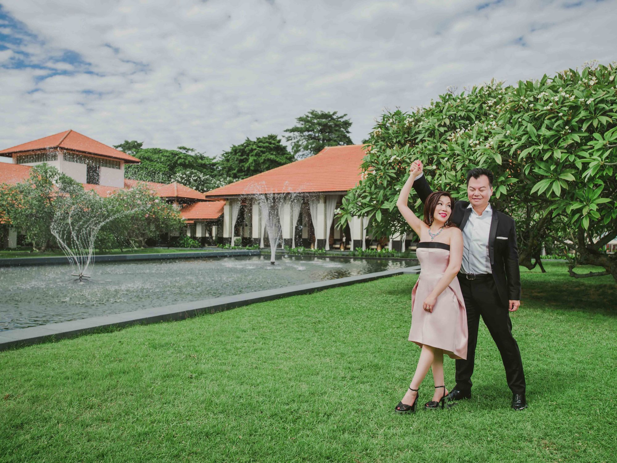 Adrian Peh: How I Popped The Question