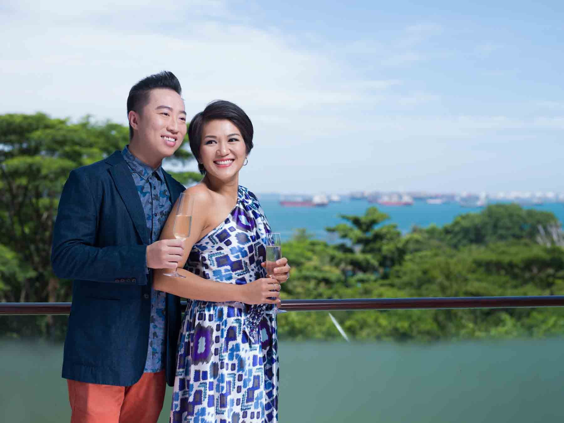 Irwin Lim: How I Popped The Question