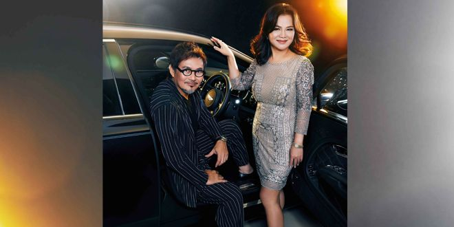 Singapore Tatler Award for Business 2016—Mervin Wee And Jean Yip