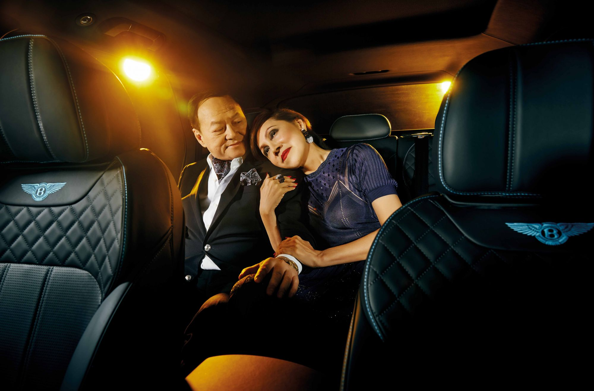 Singapore Tatler Society Couple Of The Year 2016—Julian And Sandra Chang