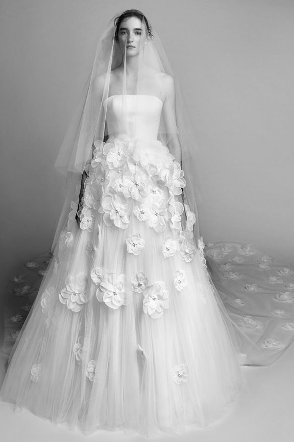 First Look: Viktor & Rolf's First Full Wedding Collection