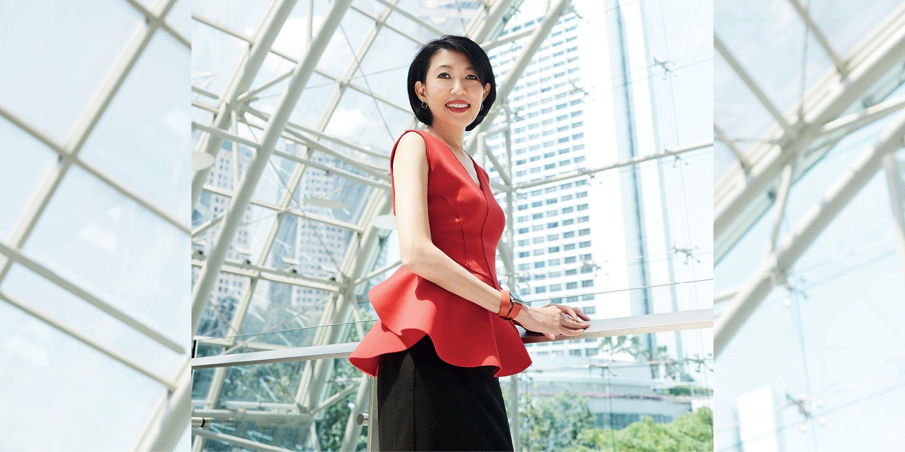 Angelene Chan: Scaling New Heights