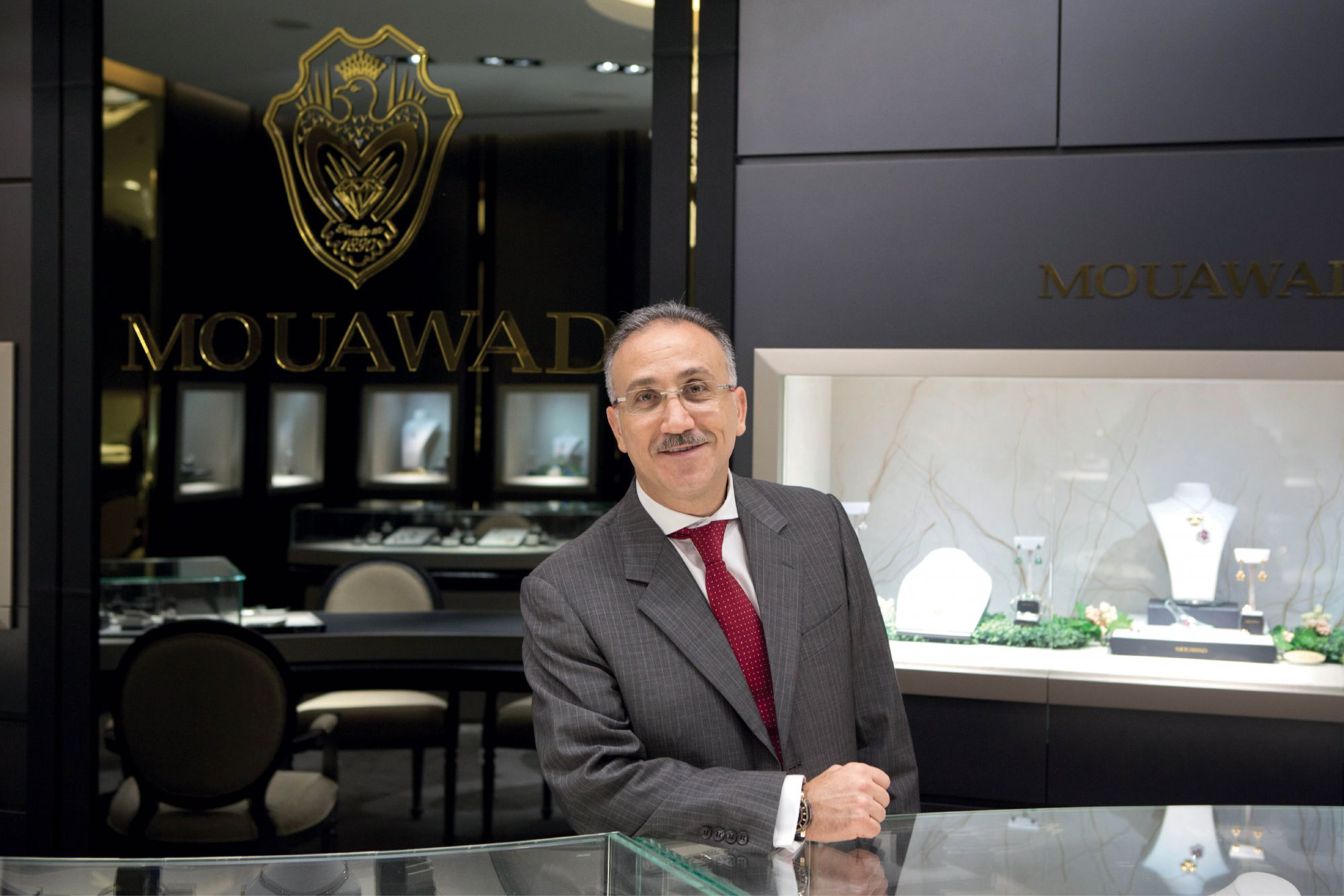 5 Minutes With... Managing Director of Mouawad, Jean Nasr