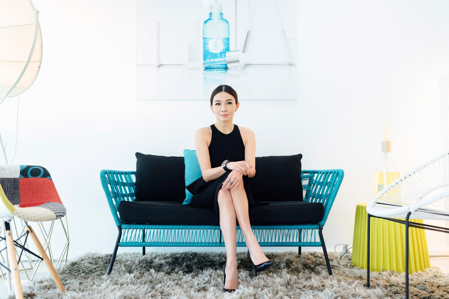 5 Minutes With... Sabrina Tan, Founder and CEO of Skin Inc