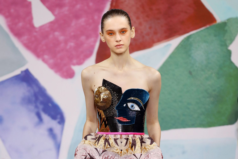 Schiaparelli and Iris van Herpen Break the Rules at Haute Couture Week