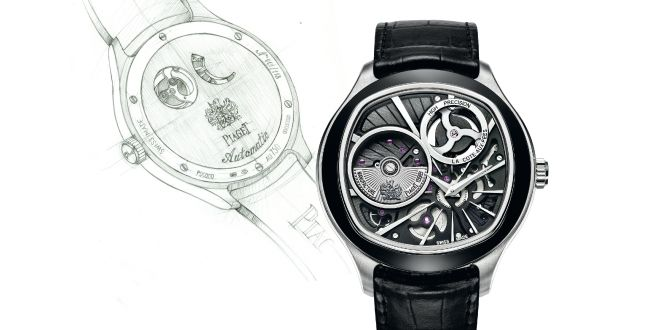 Take a Peek at Piaget's New Emperador Coussin XL 700P