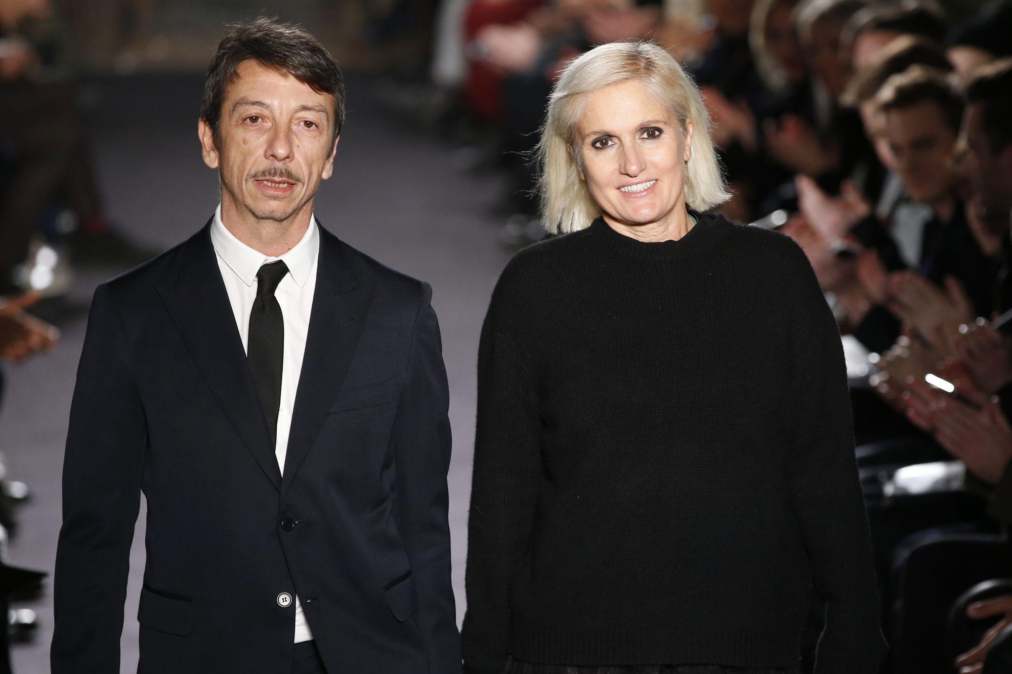 Valentino's Chiuri Set to Take Over at Dior