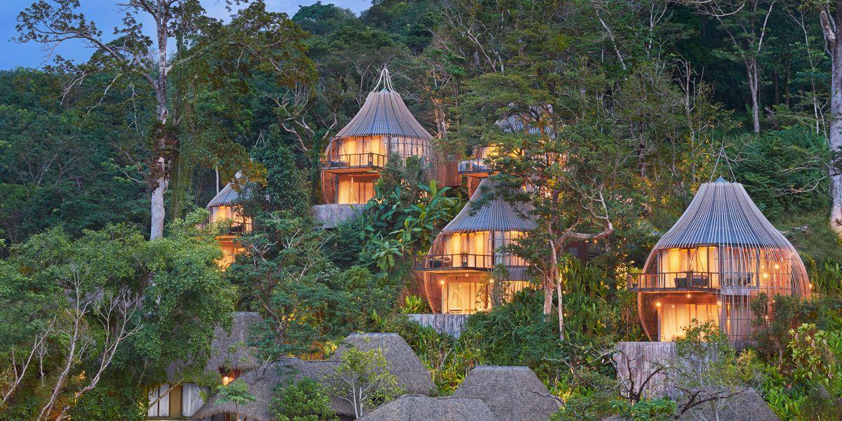 A Luxurious Rainforest Retreat in Idyllic Phuket