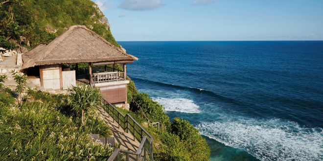 Bulgari Resort Bali — A Spectacular Backdrop for Vows that Wow
