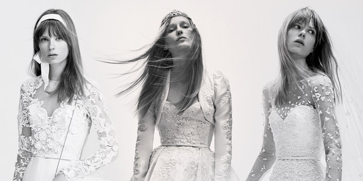 Elie Saab Bridal Is Unveiled