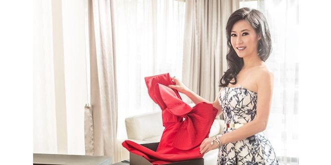 Nina Ng's Secret to Effortless Beauty