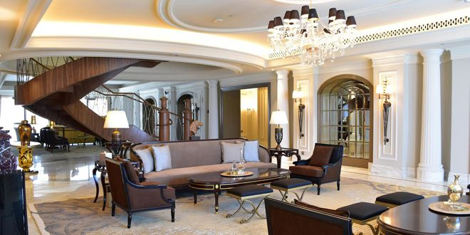 Inside One Of The Most Luxurious Suites In The World Tatler Singapore