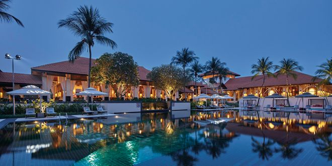 Spend Your Valentine's Day at Sofitel Singapore Sentosa Resort & Spa