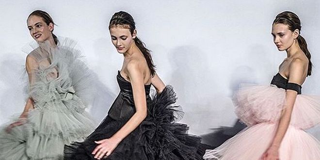 Glamour Gowns Galore at the Haute Couture Shows