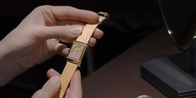 Jaeger-LeCoultre and Christian Louboutin Team Up to Give the Reverso a Stylish Update