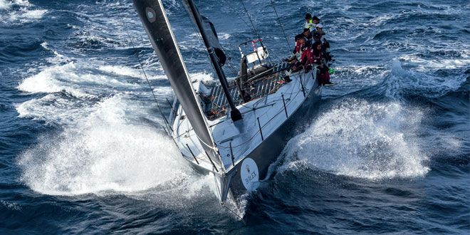 Commanding the Seas: The Rolex Middle Sea Race
