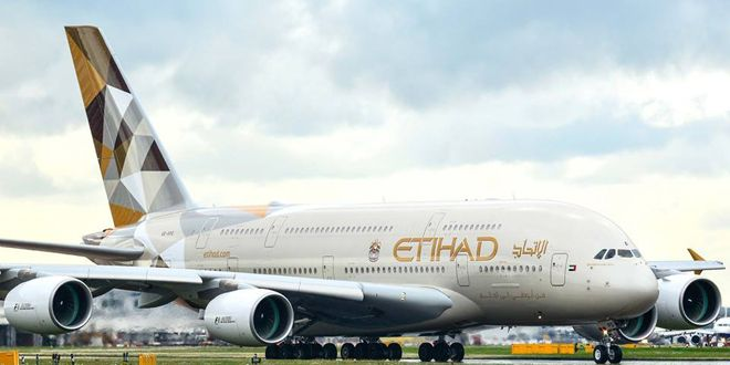 Five Minutes with Etihad Airways' Chief Commercial Officer, Peter Baumgartner