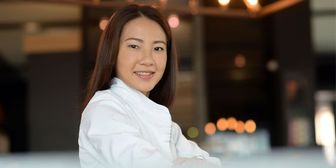 Janice Wong: The pastry chef who's breaking all the rules