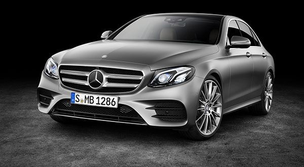 New Mercedes E-Class Ushers in Next Generation of Autonomous Tech