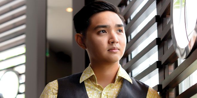 Theodore Khng: Youthful Ambitions